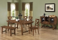 Coaster 103991-4X92 Lawson Dining Table Set