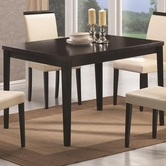 Coaster 104051 DINING TABLE (CAPPUCCINO)