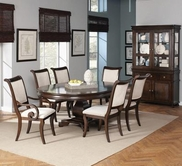 Coaster 104111-4x12 Harris Dining and Chair Set