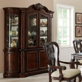Coaster 104144 BUFFET/HUTCH (CHERRY)