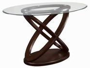 Coaster 104168 Counter Height Table (Brown/Cherry)
