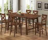 Coaster 104188-4x89 Lawson Pub Table Set