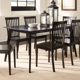 Coaster 104441 DINING TABLE (CAPPUCCINO)