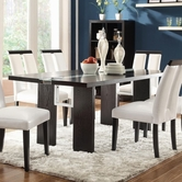 Coaster 104561 DINING TABLE (BLACK)