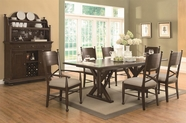 Coaster 104571-4X72 Camilla Formal Dining Room Group