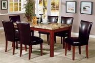 Coaster 120311 Telegraph Dining Set