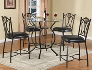 Coaster 120621-22 Counter Height Dining Set