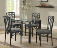 Coaster 120781-120782 Dining Set