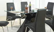 Coaster 120811 DINING TABLE (BLACK)
