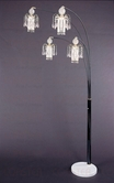 Coaster 1771N FLOOR LAMP