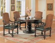Coaster 180030-32 Brown Finish 5PC Set
