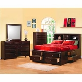 Coaster-200409Q-12-13-14 Phoenix Contemporary Bedroom collection