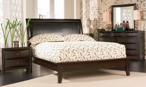 Coaster 200410-13-14 Phoenix Contemporary Queen Platform Bed Set