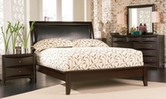 Coaster-200410-13-14 Phoenix Contemporary Queen Platform Bed Set