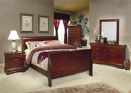 Coaster 200431Q-33-34 Bedroom Set