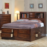 Coaster 200609Q QUEEN BED