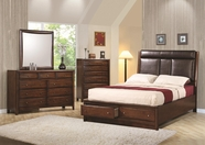 Coaster 200649Q-43-44 BEDROOM SET
