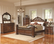 Coaster 201821Q-23-24 BEDROOM SET