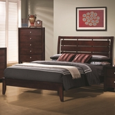 Coaster 201971Q QUEEN BED