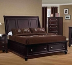 Coaster 201990Q QUEEN BED
