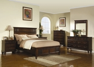 Coaster 202061Q-63-64 Bedroom Set