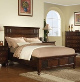 Coaster 202061Q QUEEN BED