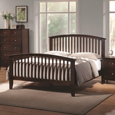 Coaster 202081Q QUEEN BED