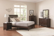 Coaster 202181Q-83-84 Simone Bedroom Collection