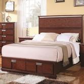 Coaster 202241Q QUEEN BED