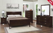 Coaster 202411Q-13-14 Louis Philippe  Bedroom Set
