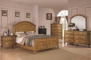 Coaster 202571Q-73-74 Emily Oak Bedroom Collection