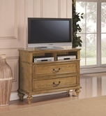 Coaster 202576 MEDIA CHEST (LIGHT OAK)