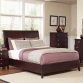 Coaster 202651Q QUEEN BED (CHERRY)