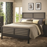 Coaster 202721Q QUEEN BED