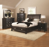 Coaster 202941Q-43-44 Lady Valerie Queen Bedroom Group