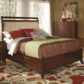 Coaster 203031Q QUEEN BED