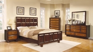 Coaster 203071Q-73-74 Nelson Queen Bedroom Group