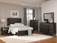 Coaster 203121Q-23-24 Devine Queen Bedroom Group