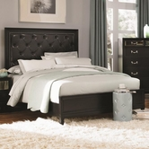 Coaster 203121Q QUEEN BED (BLACK)