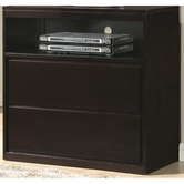 Coaster 203256 MEDIA CHEST (ESPRESSO)