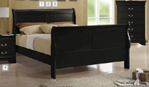 Coaster 203961T TWIN BED (BLACK)