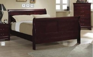 Coaster 203971F FULL BED (CHERRY)