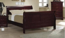 Coaster 203971T TWIN BED (CHERRY)