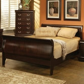 Coaster 203981NKE E KING BED