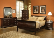 Coaster 203981NQ-83N-84N BEDROOM SET