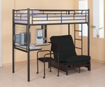 Coaster 2209 Bunk Bed/Futon Chair