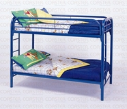 Coaster 2256B TWIN/TWIN BUNK BED, BLUE