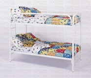 Coaster 2256W TWIN/TWIN BUNK BED, WHITE