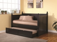 Coaster 300027 DAYBED (BLACK)
