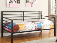 Coaster 300094-1138A DAYBED (BLACK METAL)